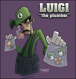 Luigi_the_Plumber_by_crisishour