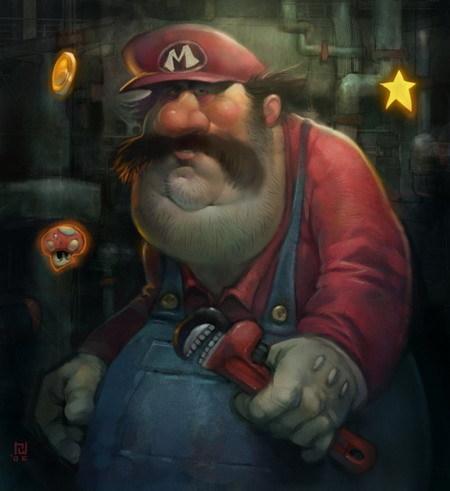 Mario Mario Senior