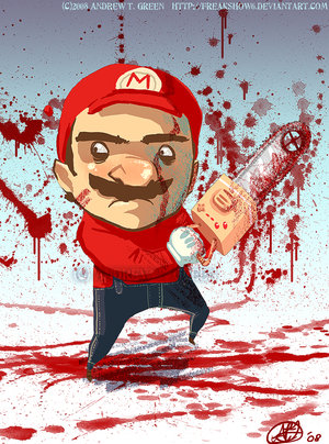 Massacre_Mario_by_Freakshow6