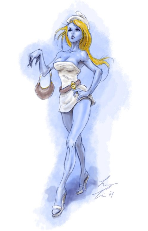 smurfette_by_sloppey