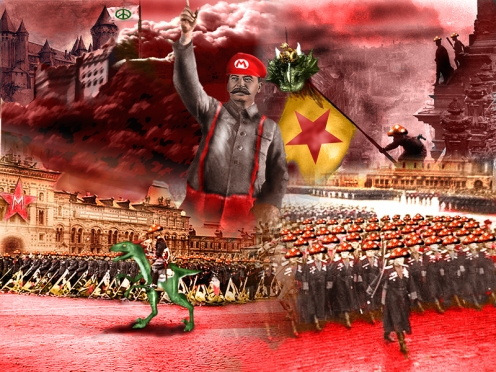 The_Communist_Mario_Triumphant_by_Thrakks