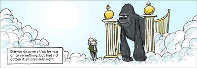 darwin comic